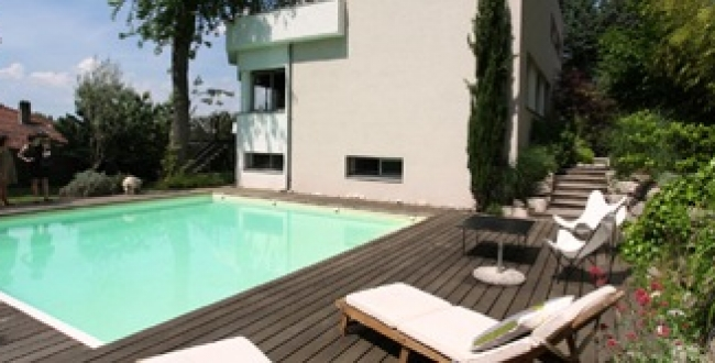9 Terres, chambres d\'hôtes avec piscine Lyon - Week-end - My Little Lyon
